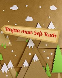 Tarjeta Soft Touch